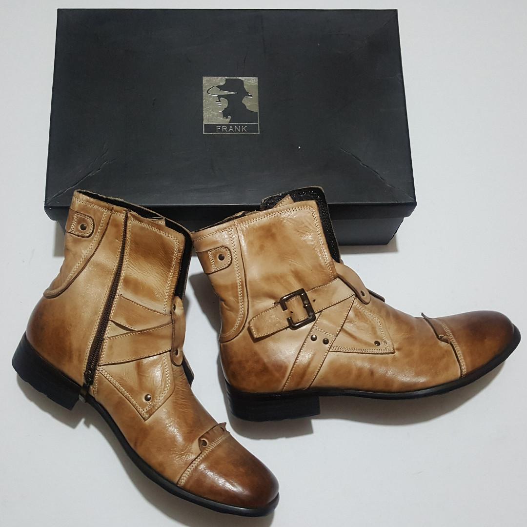 Frank Delano Shoes (from Traffic Footwear)