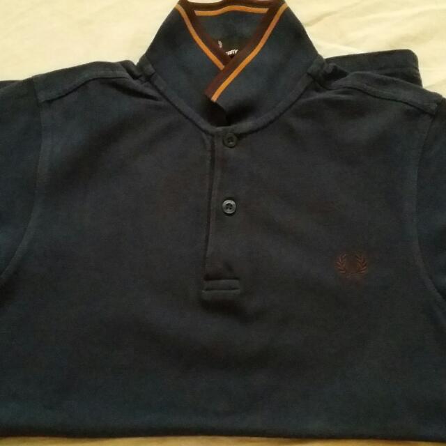 Fred Perry Polo Tshirt