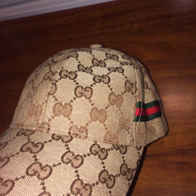 Gucci Hat Light Gold