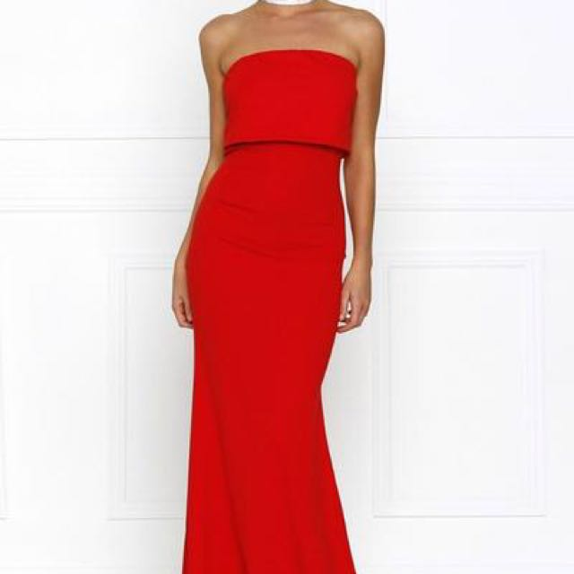 Honey Couture formal dress