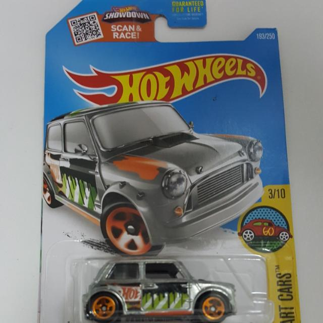 Hot Wheels Morris Mini Toys Games Other Toys On Carousell