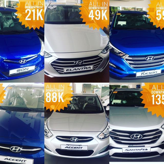 Hyundai Cars low Dp