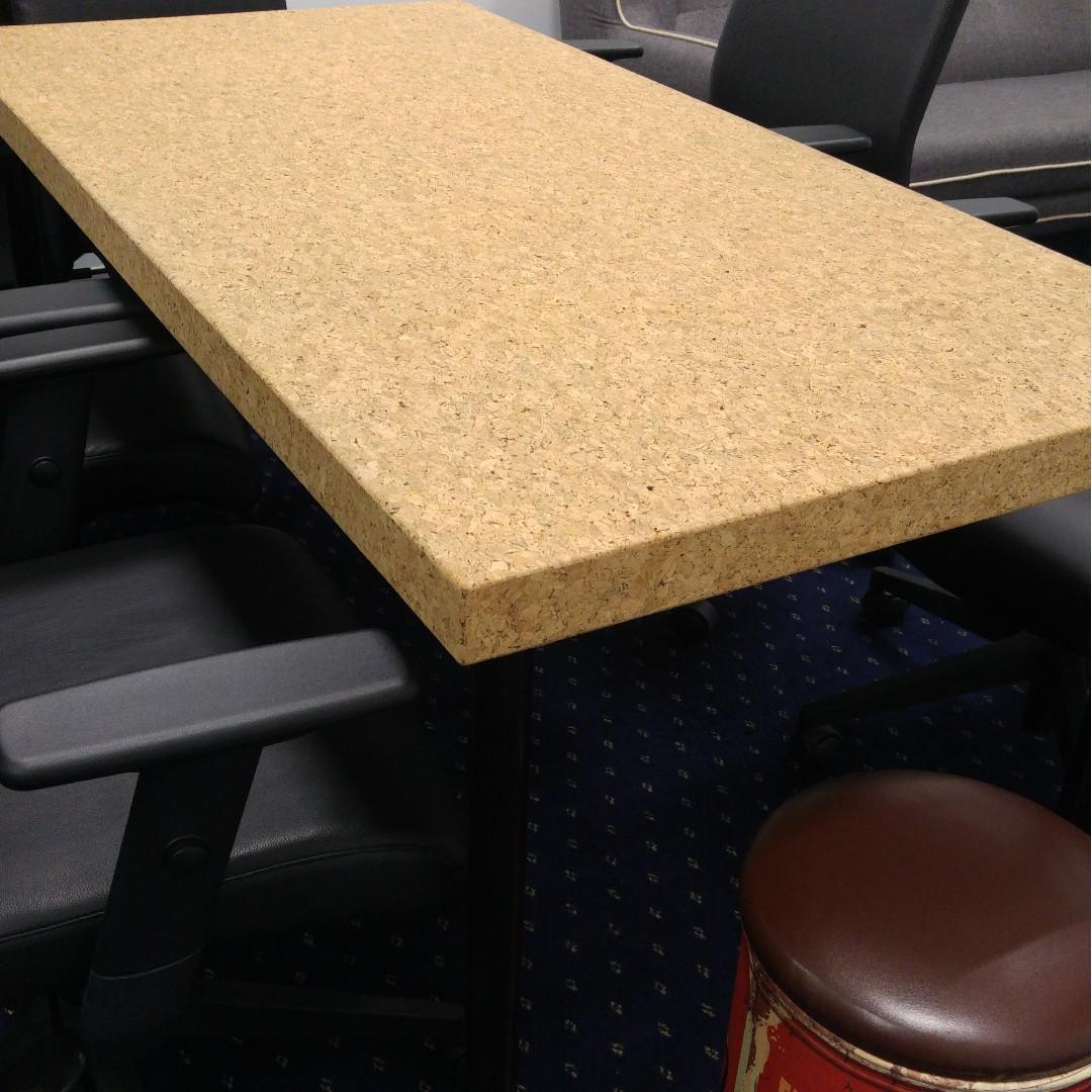 Ikea Cork Table Sinnerlig Series Limited Edition