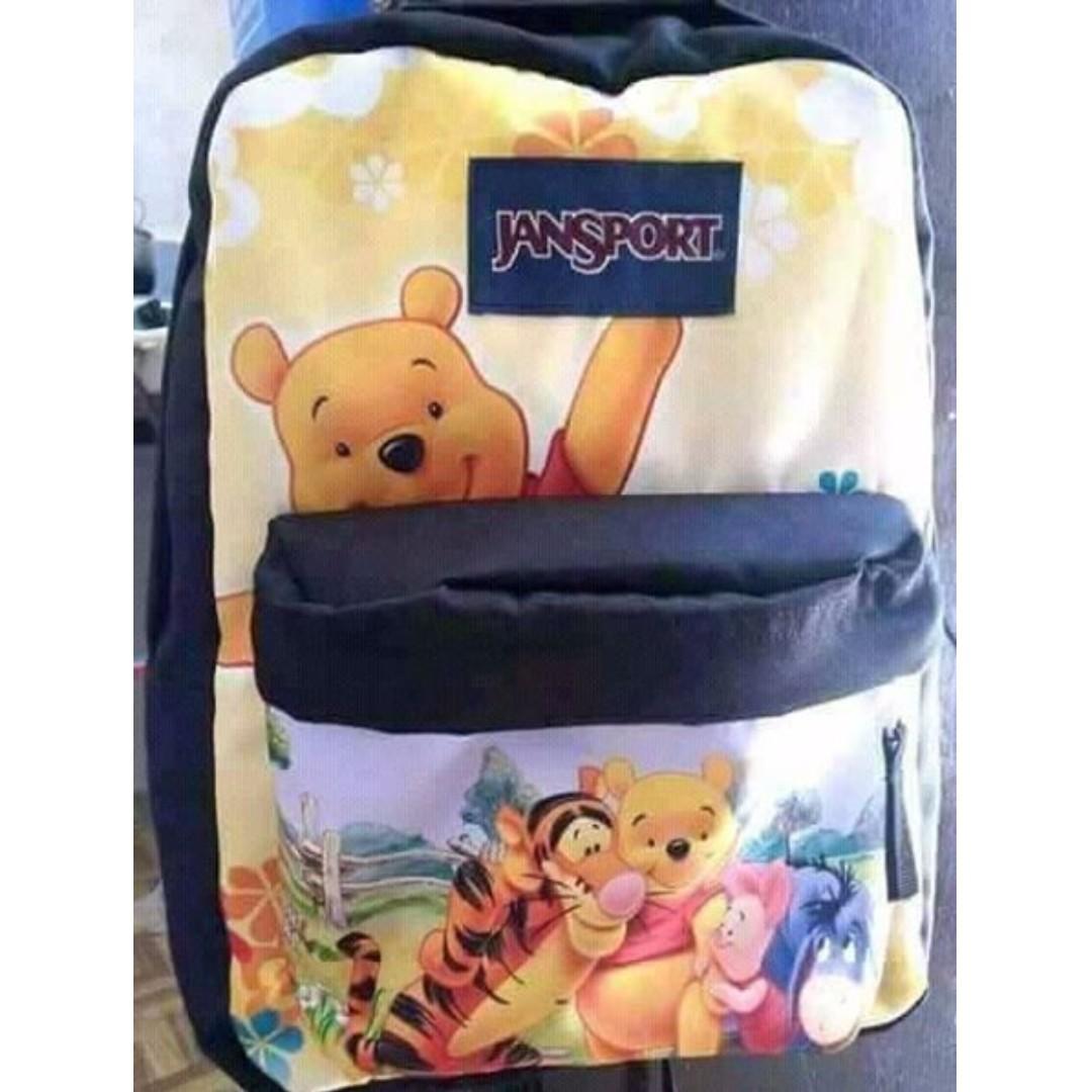 JanSport Character Print Bags
