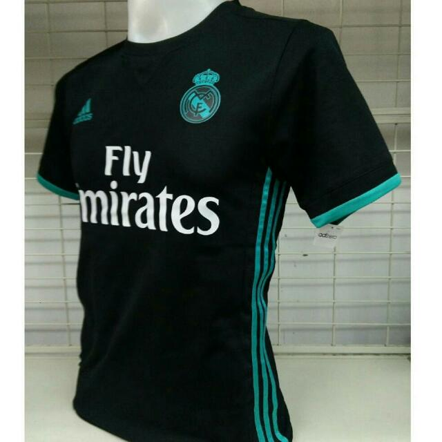 d40ea8ac2 JERSI REAL MADRID AWAY KIT 2017 2018