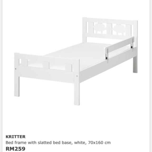 Junior Bed, Home & Furniture, Furniture on Carousell