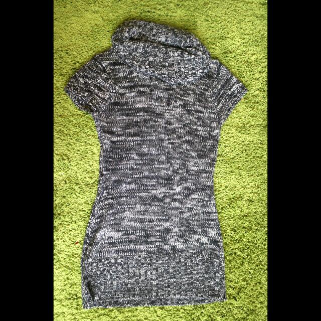 Knit Jumper Dress