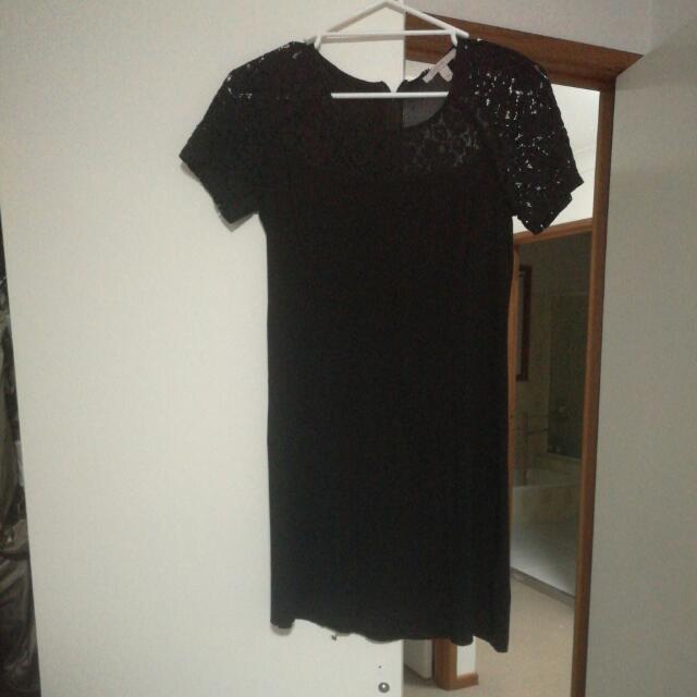 Lacy T Shirt Dress