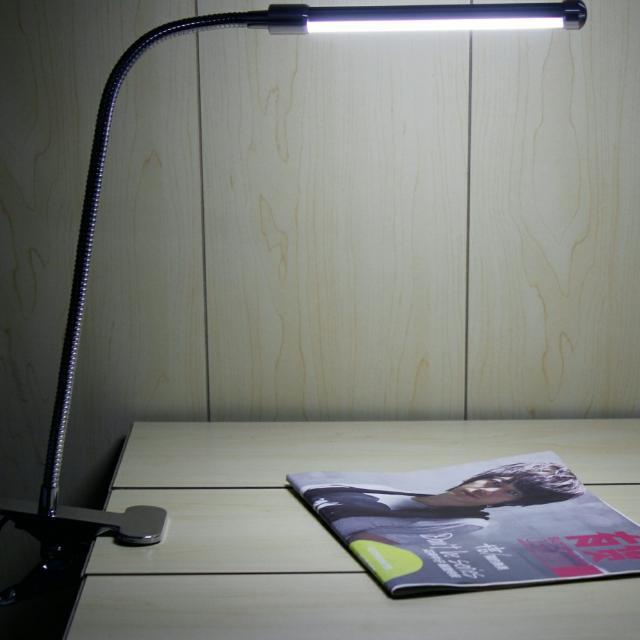 夾式LED檯燈
