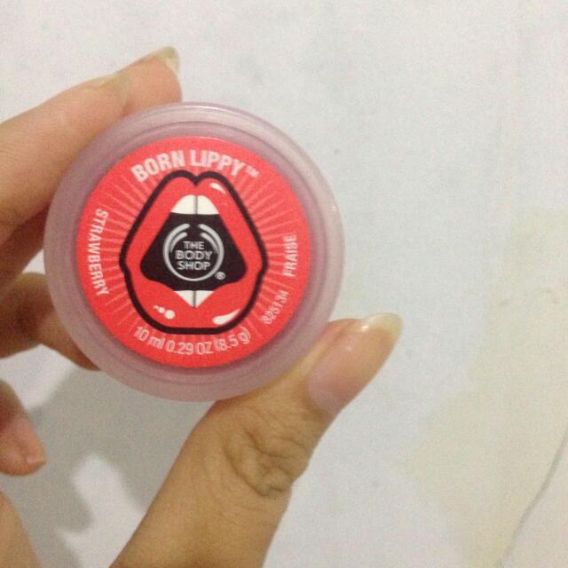 Lip Balm The Body Shop (Preloved)