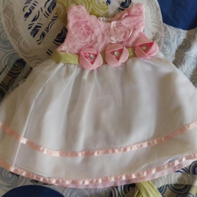 Lipton Baby Dress