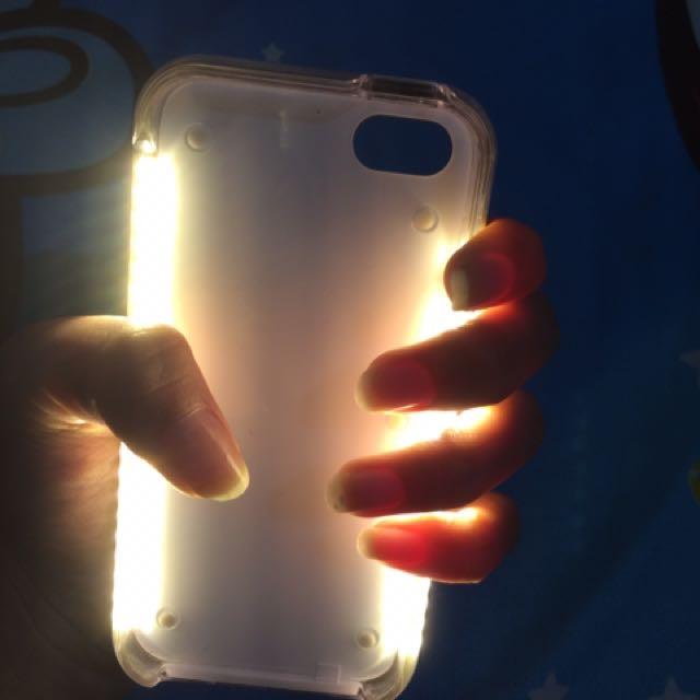 Lumee Gold Case Ip5 Ori