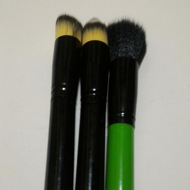 makeup brushes bundle