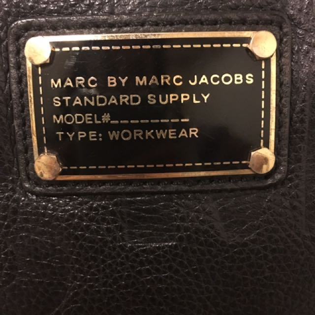 Marc Jacobs Cross Body Leather Bag
