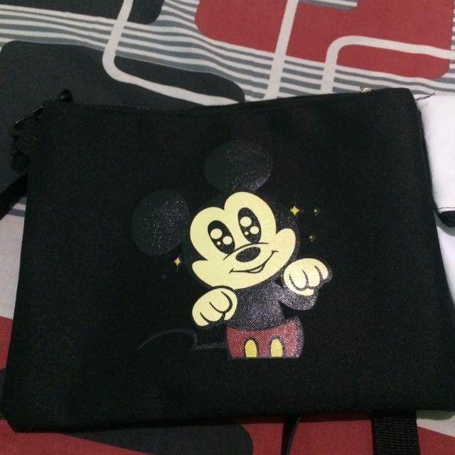 Mickey&blackwhite Slingbag