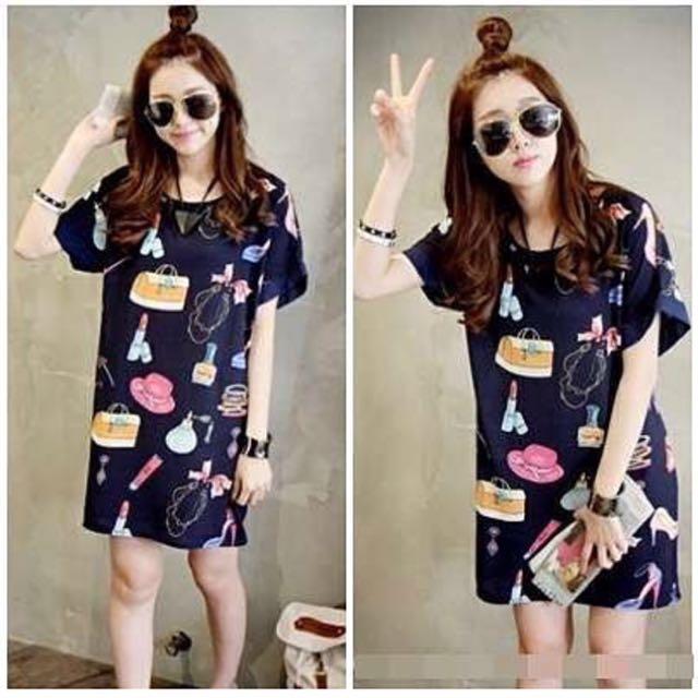 Mini Dress Glamour
