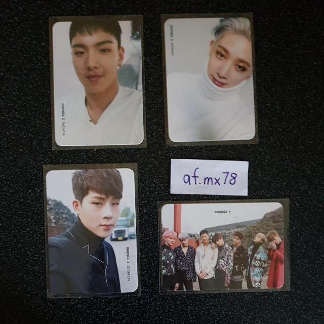 Monsta X The Clan Part 2 PCs