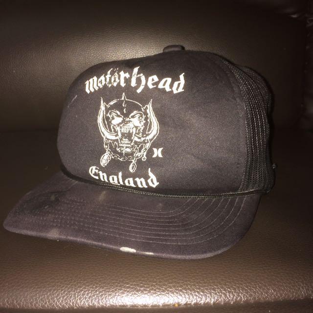 Motorhead X Hurley Snapback 036a0427f7a8