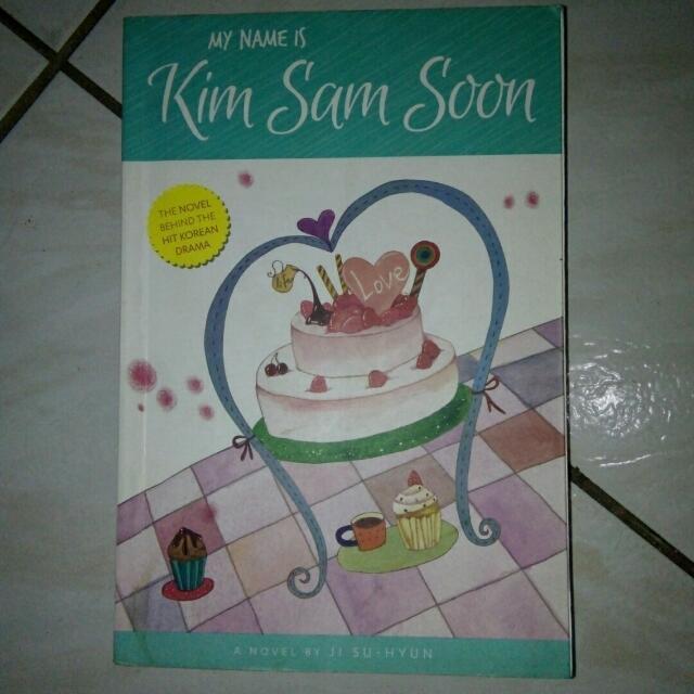 My Name Is Kim Sam Soon