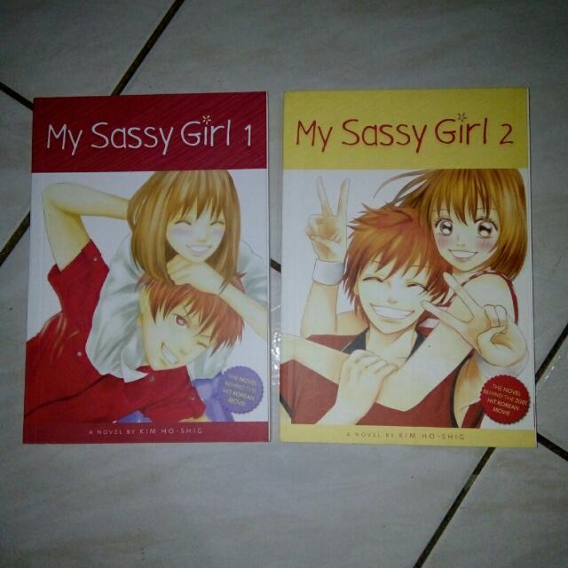 My Sassy Girl 1 and 2