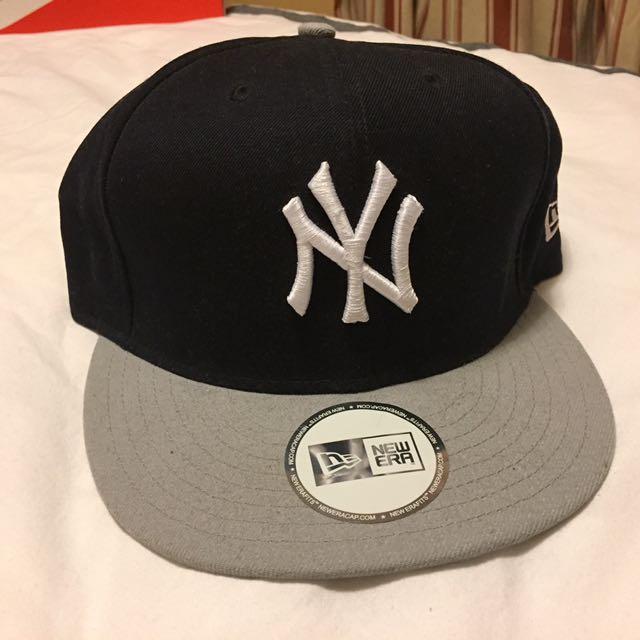 New Era New York Yankees Cap - Adjustable Snapback