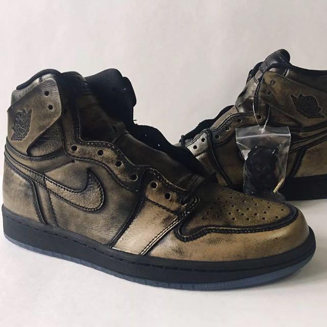c759d995e44 Nike Air Jordan 1 'Wings', Men's Fashion, Footwear on Carousell