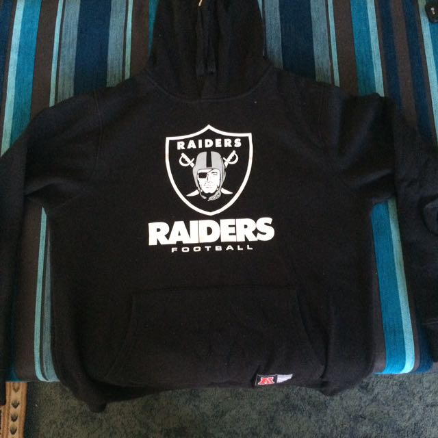 Oakland Raiders Authentic Hoodie