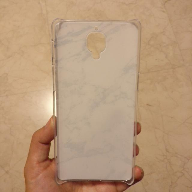 OnePlus 3T Mobile Phone Android Marble Effect Cover