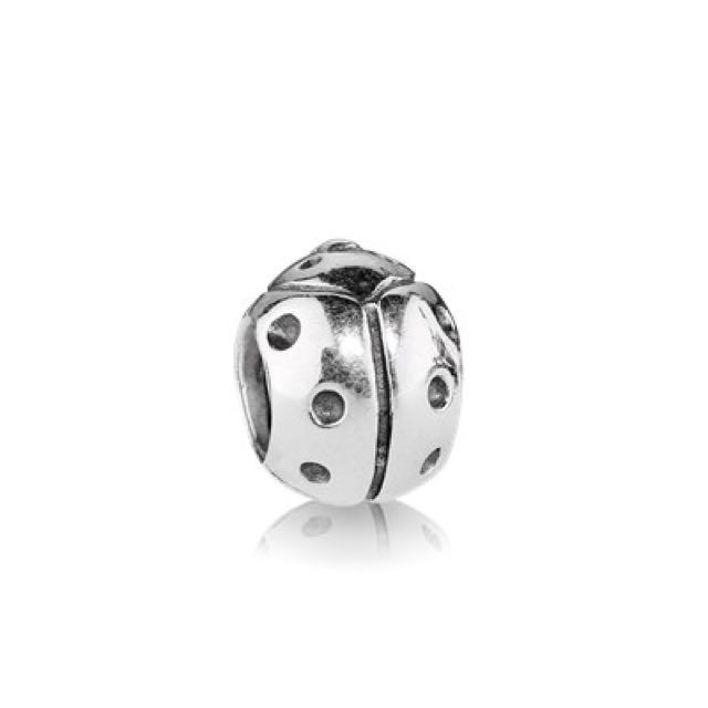 Pandora Ladybug Ladybird Charm
