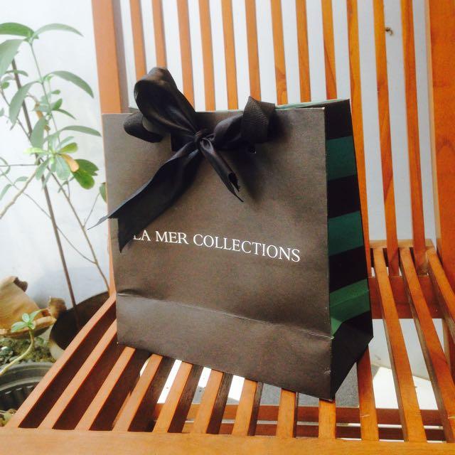 Paper Bag La Mer Collections