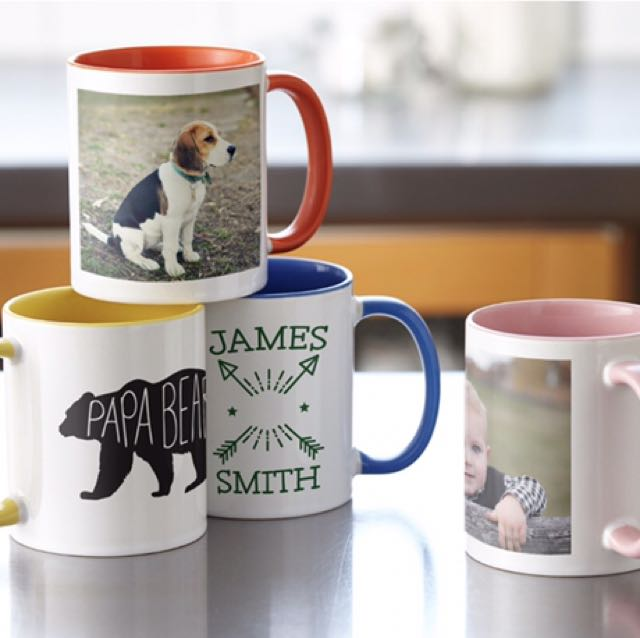 Paula's Mug Prints