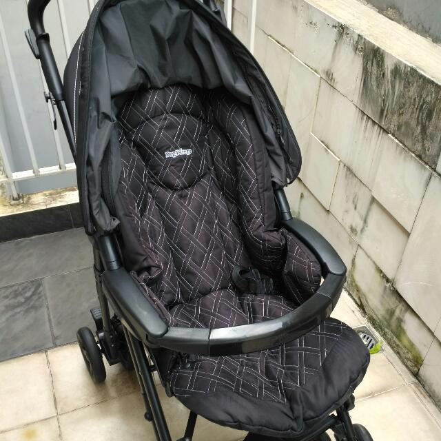 Peg Perego Pliko P3 Black Limited Edition
