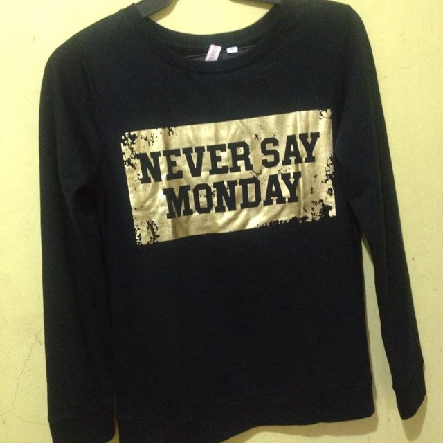 Penshoppe Sweatshirt Inspired By Cara delevigne