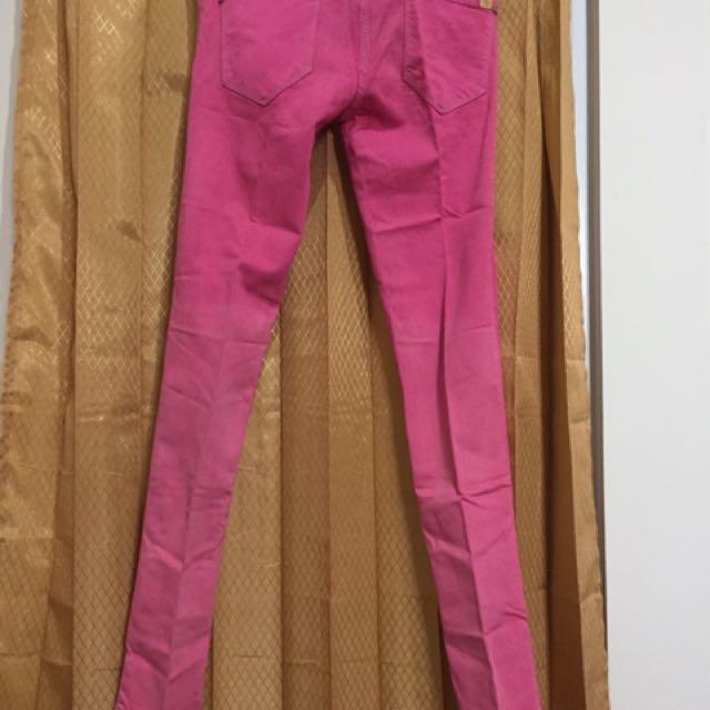 Pink Jegging