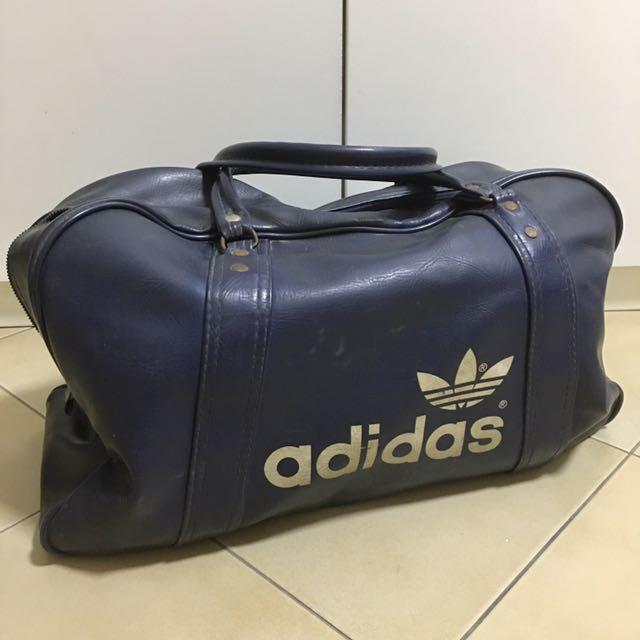 Rare Rare 80s Vintage Adidas Adidas Gym Gym Bag, Vintage & Collectibles, Vintage acfab2f - rspr.host