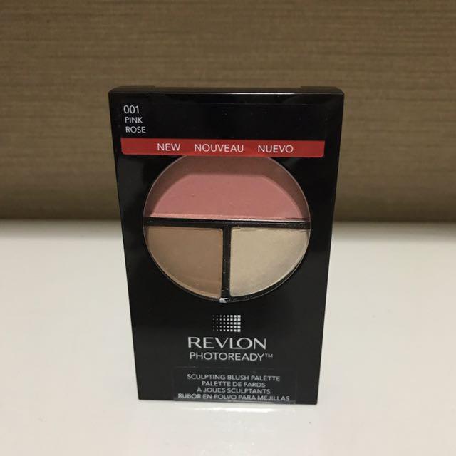 Revlon Photoready 001 Pink Rose