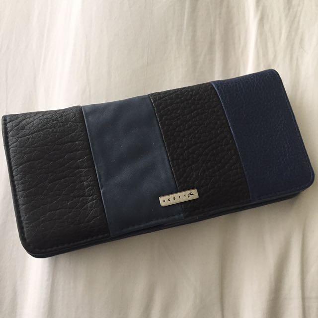 Rusty Wallet