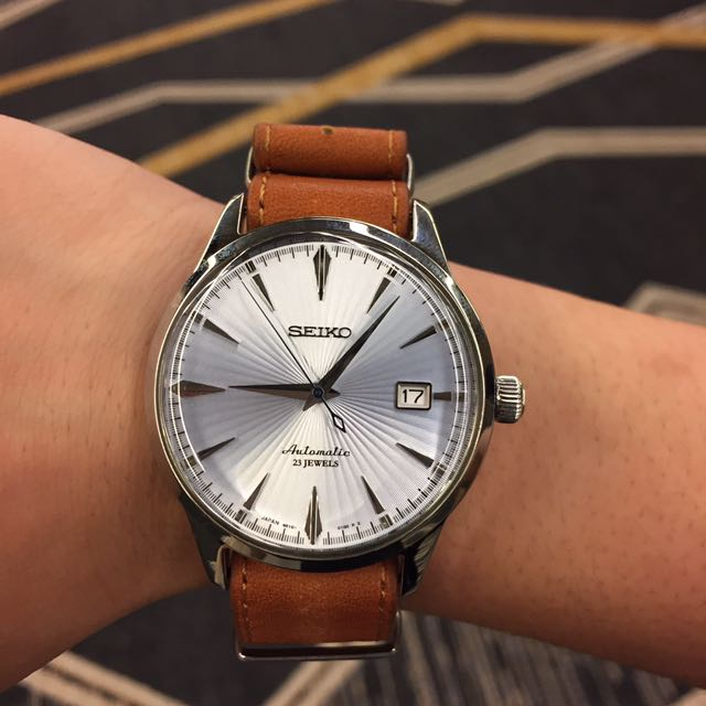 on sale 77a4d ec8bd Seiko SARB065 (Cocktail Time), Luxury, Watches on Carousell