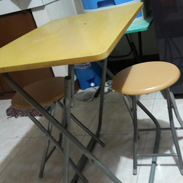 Set Table And chair