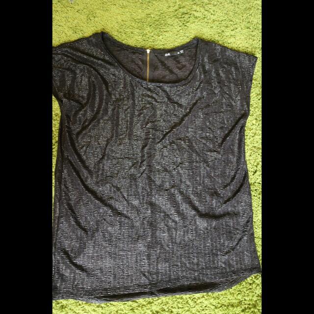 Shiny Ripple Shirt