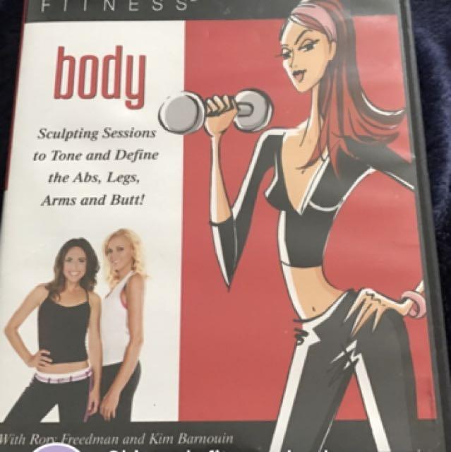 Skinny Bitch Body
