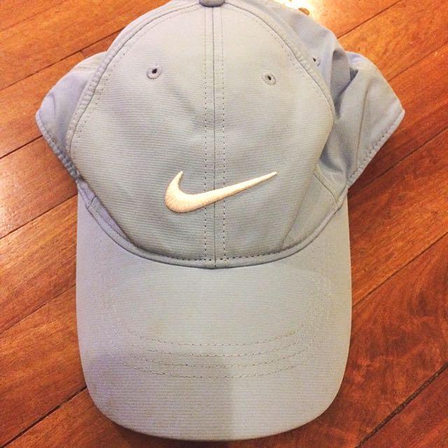 Sky Blue Nike Cap