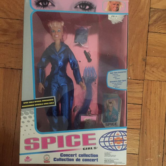 Spice Girls Doll