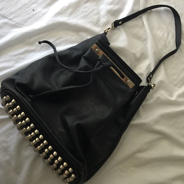 Sportsgirl Studded Bag