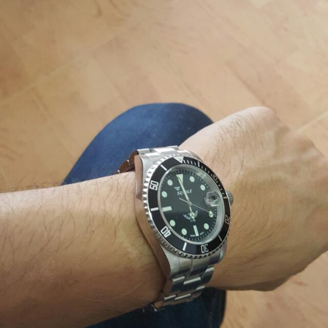 squale 20 atmos maxi men s fashion watches on carousell