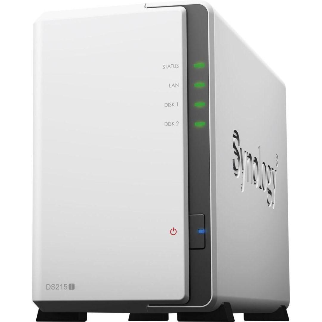 Synology DiskStation DS215j 2 Bay NAS