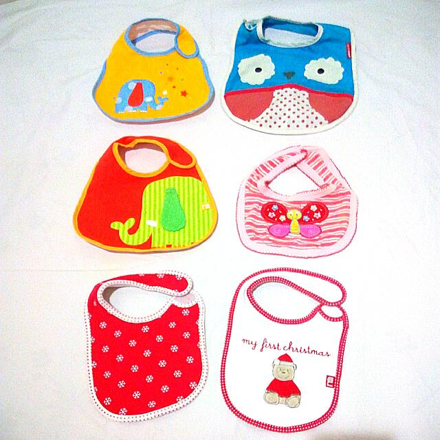 Take All Bibs (Set 1)