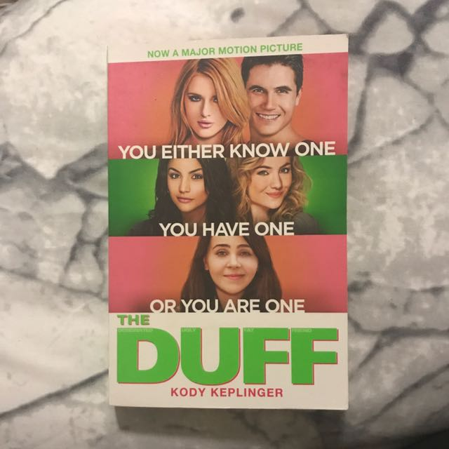 """The Duff"" Book"