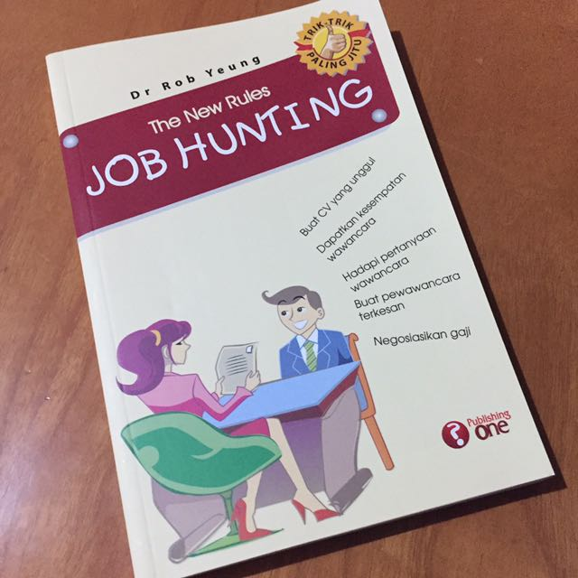 The New Rules Job Hunting