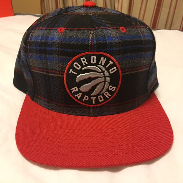 Toronto Raptors Cap - Mitchell & Ness - SnapBack